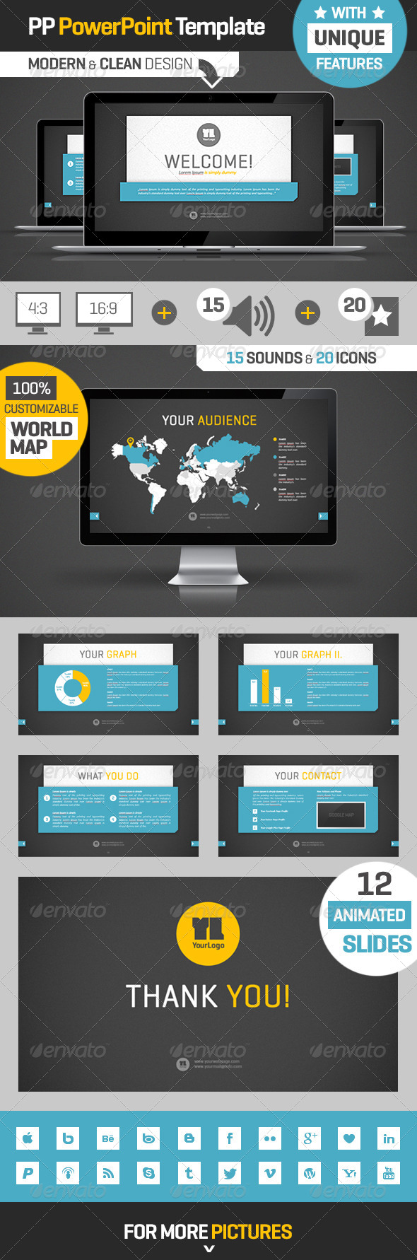 GraphicRiver PP Professional PowerPoint Template 5079370