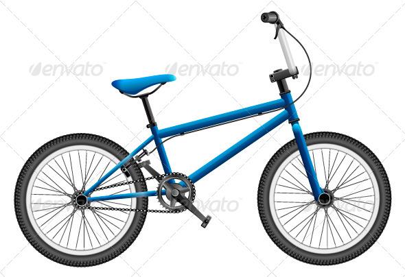 GraphicRiver BMX Bike 5104653