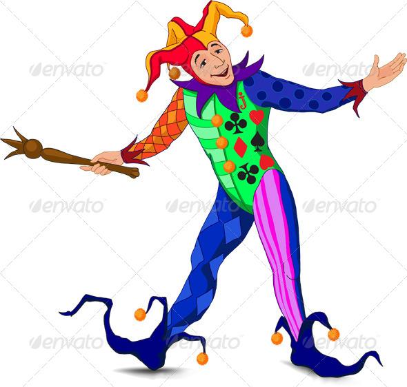 GraphicRiver Jolly Joker 5104749