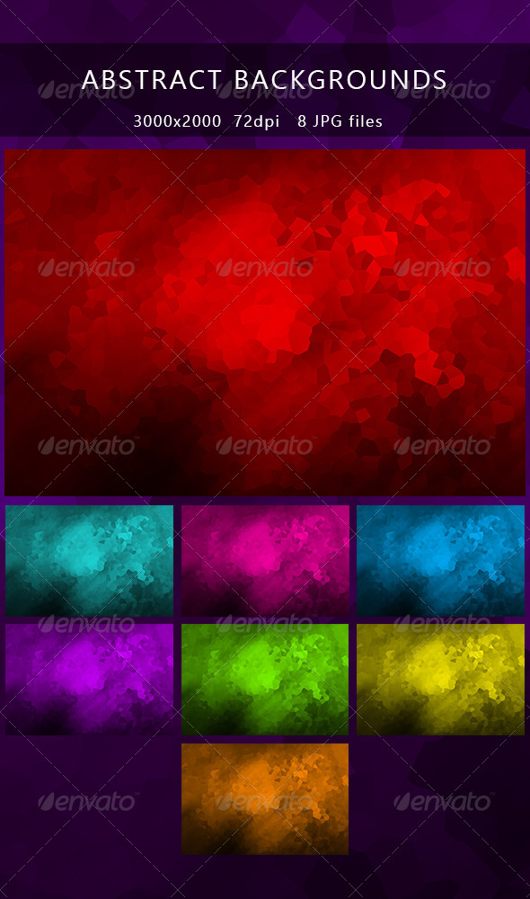 GraphicRiver Abstract backgrounds 5087882