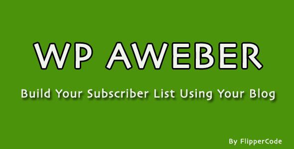 CodeCanyon WP Aweber 5106180