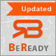 BeReady - Modern Under Construction Template - ThemeForest Item for Sale