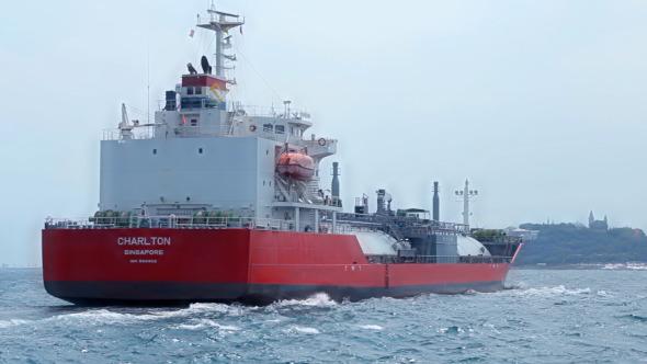 Tankship Bosphorus 2