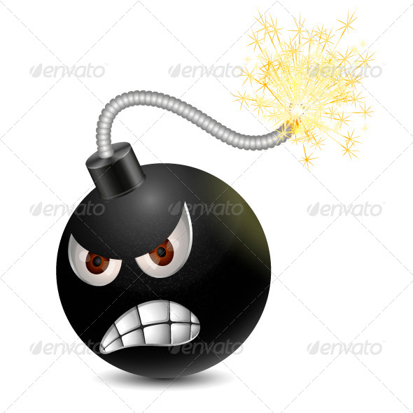 GraphicRiver Evil Bomb 5106671