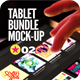 Pad | Tablet App UI Mock-Up Bundle - GraphicRiver Item for Sale