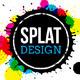 Grunge Blot Brush Vector Design Elements - GraphicRiver Item for Sale