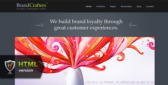 Brand Crafters - Corporate Business HTML Theme