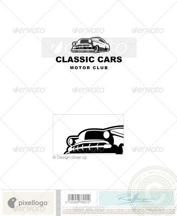 GraphicRiver Transport Logo 991 526463