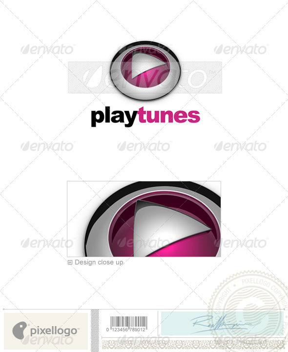 Activities & Leisure Logo 3D-574