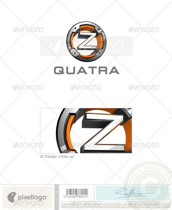 Z Logo 3D-494-Z