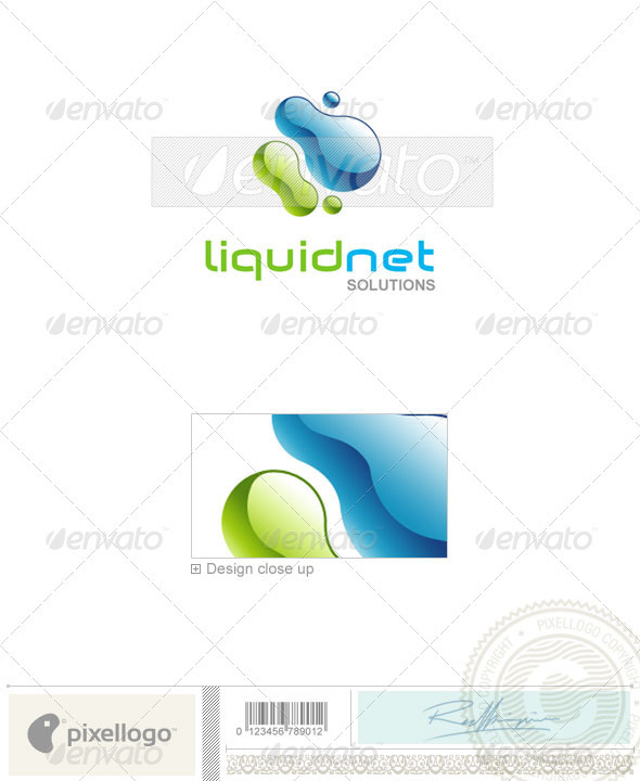 Print & Design Logo 773