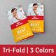 Multi-purpose Tri-Fold Brochure | Volume 8 - GraphicRiver Item for Sale