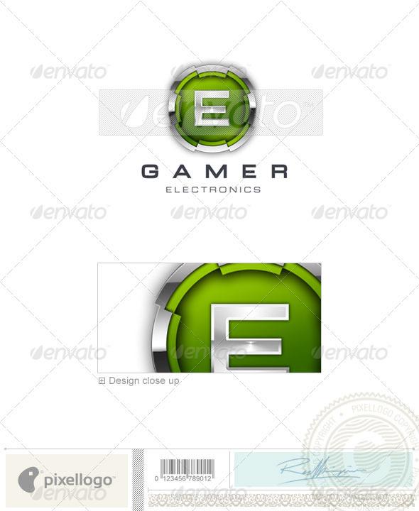 Technology Logo - 3D-53