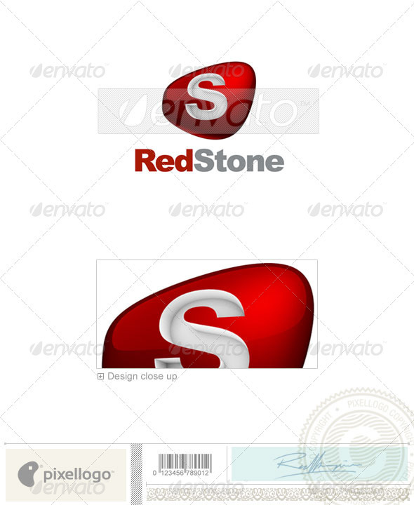Print & Design Logo 3D-671