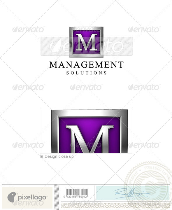 Business & Finance Logo - 3D-578 - 3d Abstract