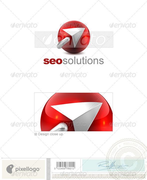 Technology Logo - 3D-717