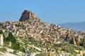 Uchisar fortress in Nevsehir, Cappadocia - PhotoDune Item for Sale