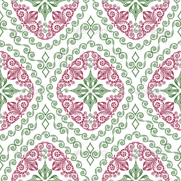 GraphicRiver Seamless Classic Pattern 03 5109700