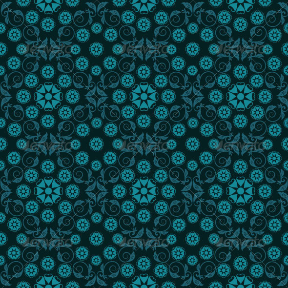 GraphicRiver Seamless Classic Pattern 63 5109788