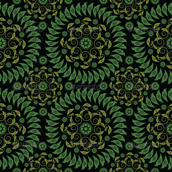 GraphicRiver Seamless Classic Pattern 64 5109814