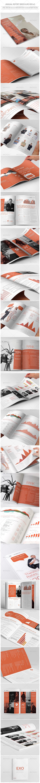 GraphicRiver Annual Report Brochure Ver 4.0 5054709