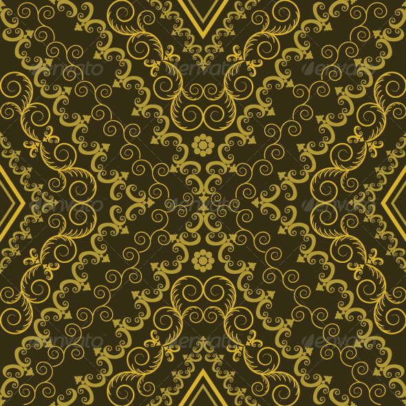GraphicRiver Seamless Classic Pattern 69 5109884