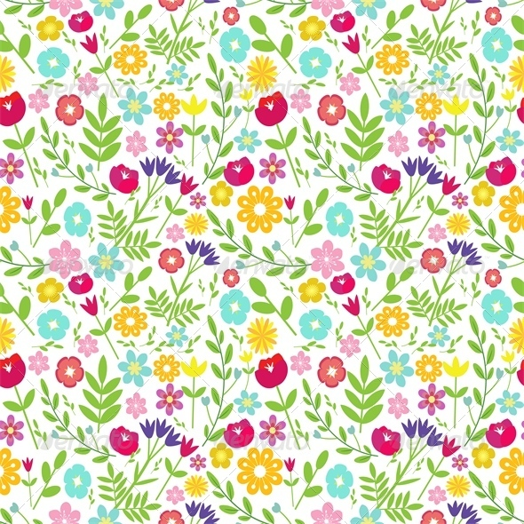 GraphicRiver Multicolored Pattern 5110773