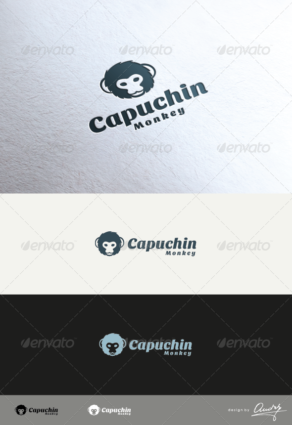 GraphicRiver Capuchin Monkey 5110879