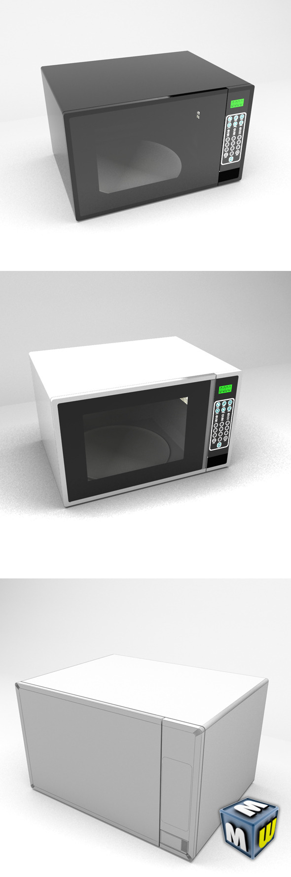 Microwave MAX 2011 - 3DOcean Item for Sale
