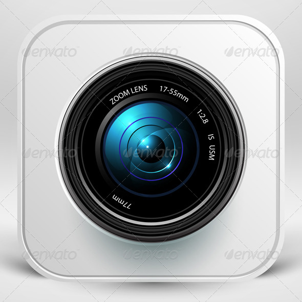 GraphicRiver Camera Icon 5112120