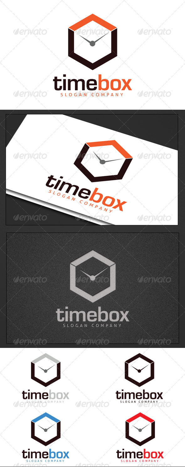 GraphicRiver Time Box 5100394