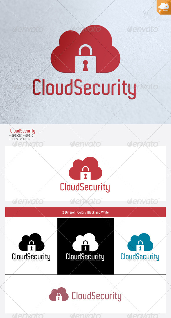 GraphicRiver CloudSecurity 5112922