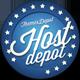 HostDepot – Responsive WordPress Hosting Theme  Free Download