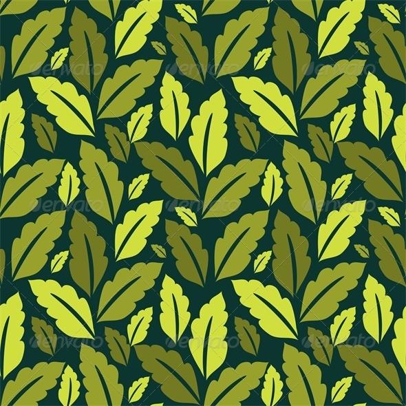 GraphicRiver Foliage Pattern 5113780