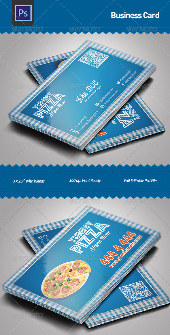 GraphicRiver Business Card 5114407
