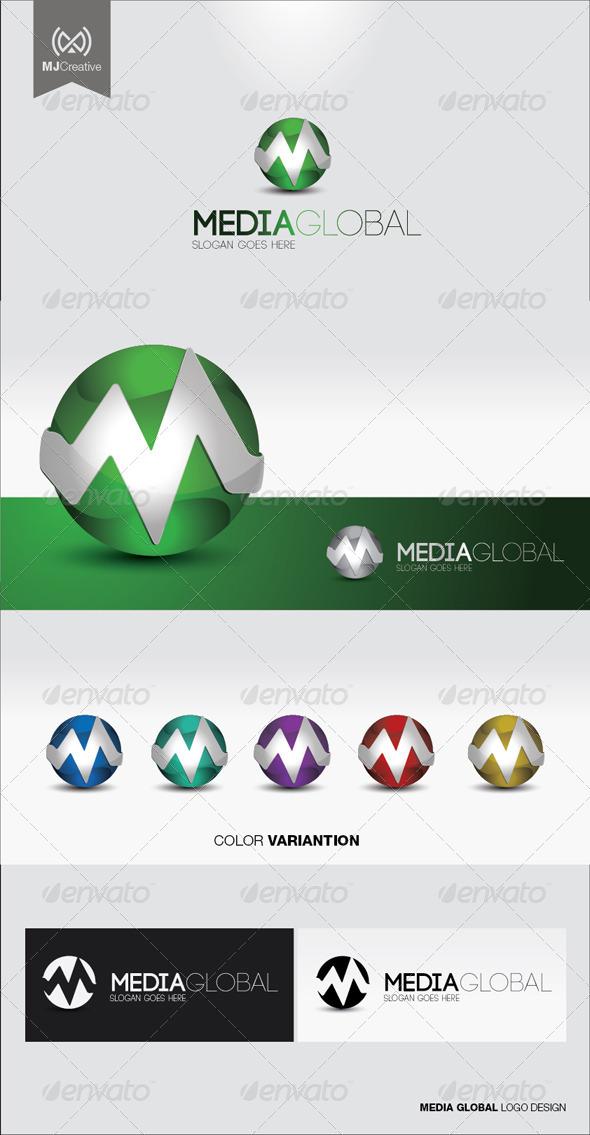 GraphicRiver Media Global Logo 5099716