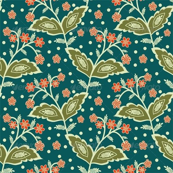 GraphicRiver Decorative Pattern 5115774