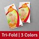 Spa Tri-Fold Brochure | Volume 5 - GraphicRiver Item for Sale
