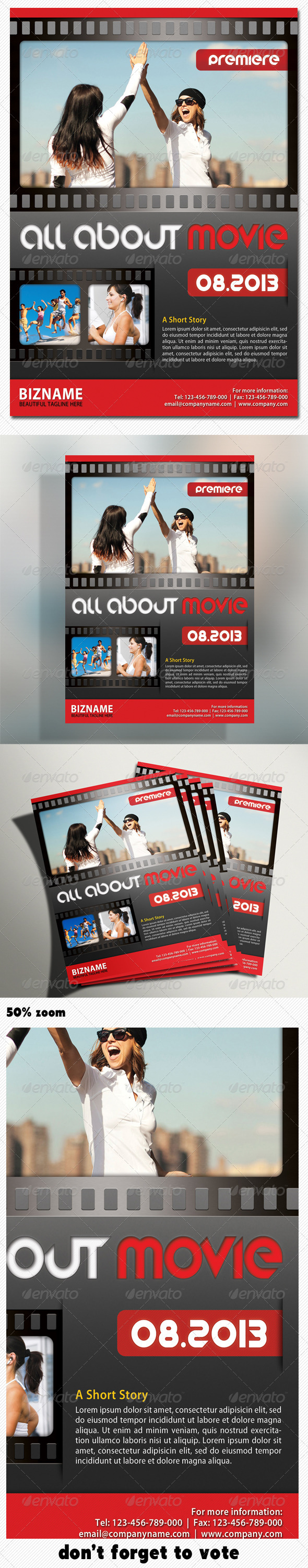 GraphicRiver Corporate Product Flyer 04 5062398
