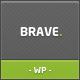 Brave - Clean Responsive Multipurpose Theme