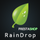 RainDrop – Clean eCommerce PrestaShop Theme  Free Download