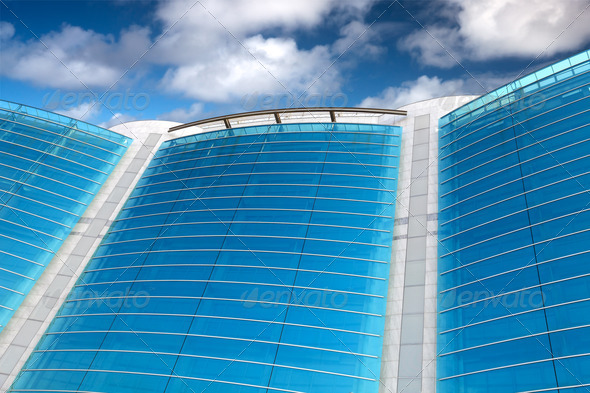 corporate building - Stock Photo - Images