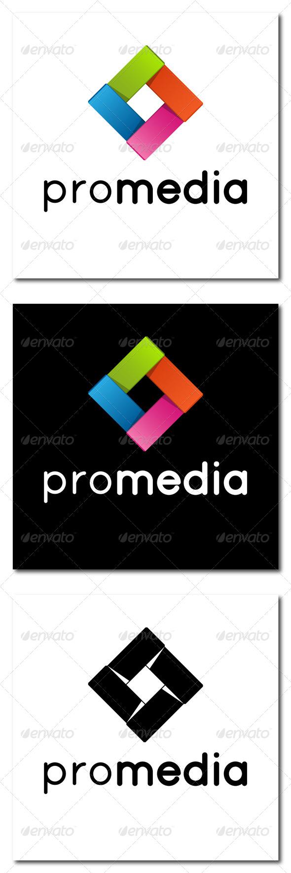 GraphicRiver Logo Pro Media 5116852