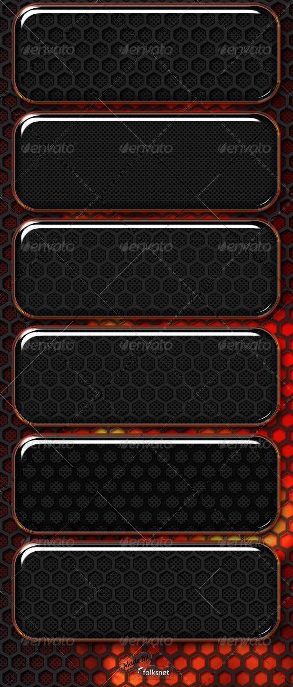 Dark Metal Textures - Metal Textures