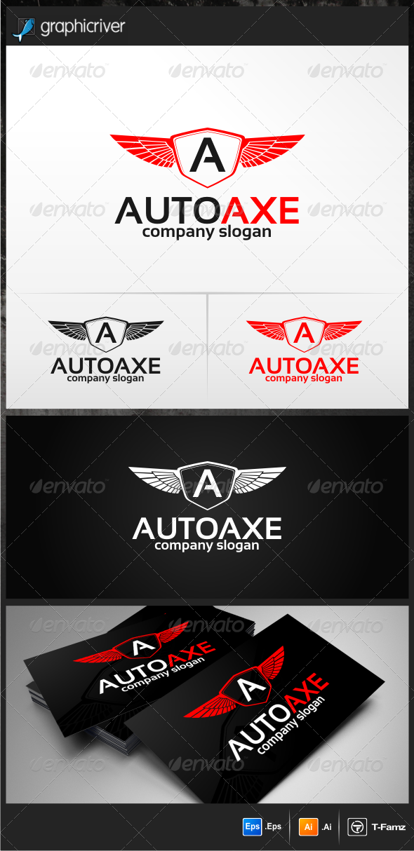 Autoaxe Logo Templates