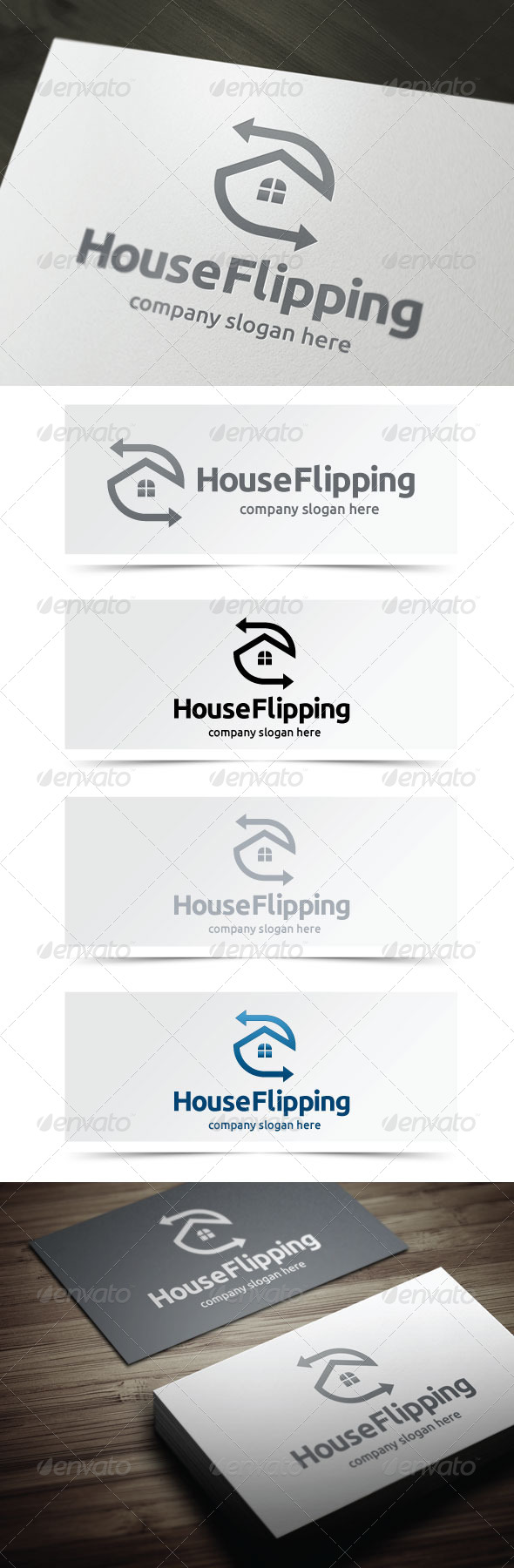 GraphicRiver House Flipping 5129120