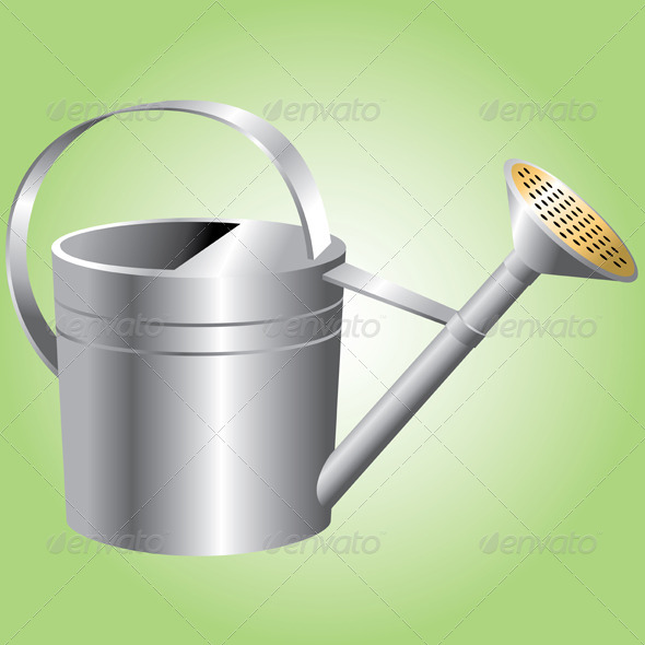 GraphicRiver Watering Can 5129529