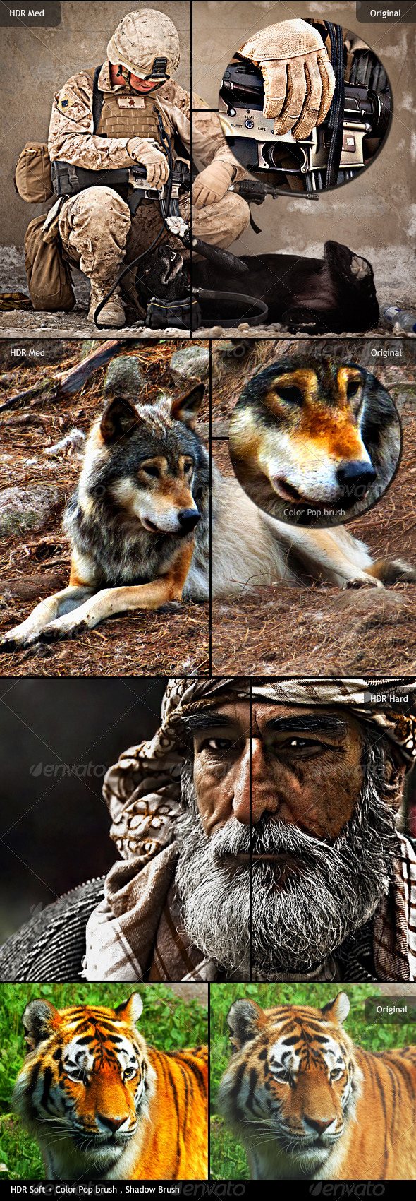 GraphicRiver Don s HDR Action Set 5129607