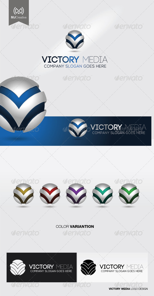GraphicRiver V Tech Logo 5130153