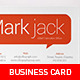 Modern Business Card Various Colors - GraphicRiver Item for Sale